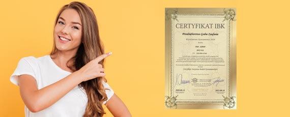 Top-Staff z certyfikatem Instytutu Badań Konsumenckich